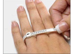 Измеритель размера кольца