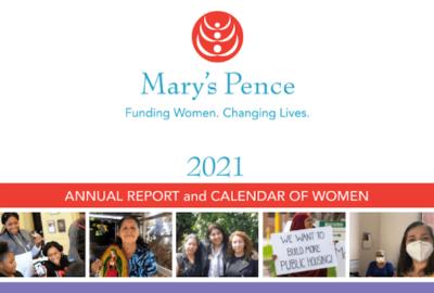 Mary's Pence